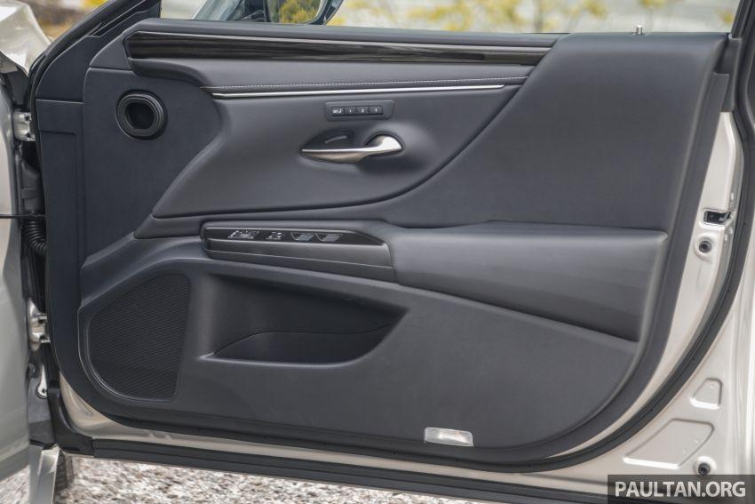 FIRST DRIVE: 2019 Lexus ES 250 Luxury – RM333k Image #1038416