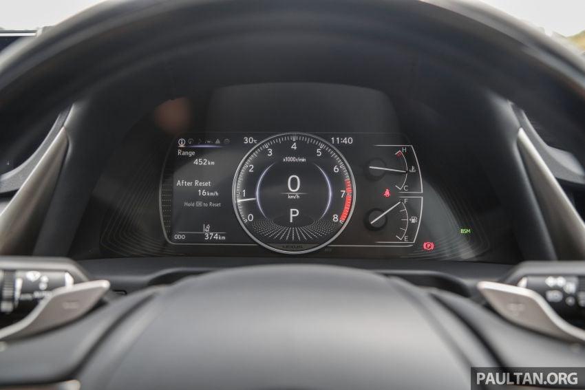 FIRST DRIVE: 2019 Lexus ES 250 Luxury – RM333k Image #1038390