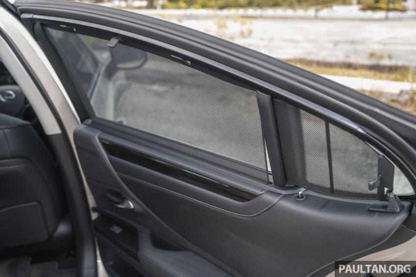 FIRST DRIVE: 2019 Lexus ES 250 Luxury – RM333k Image #1038428