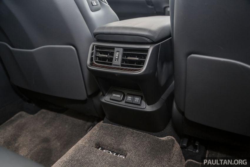 FIRST DRIVE: 2019 Lexus ES 250 Luxury – RM333k Image #1038431