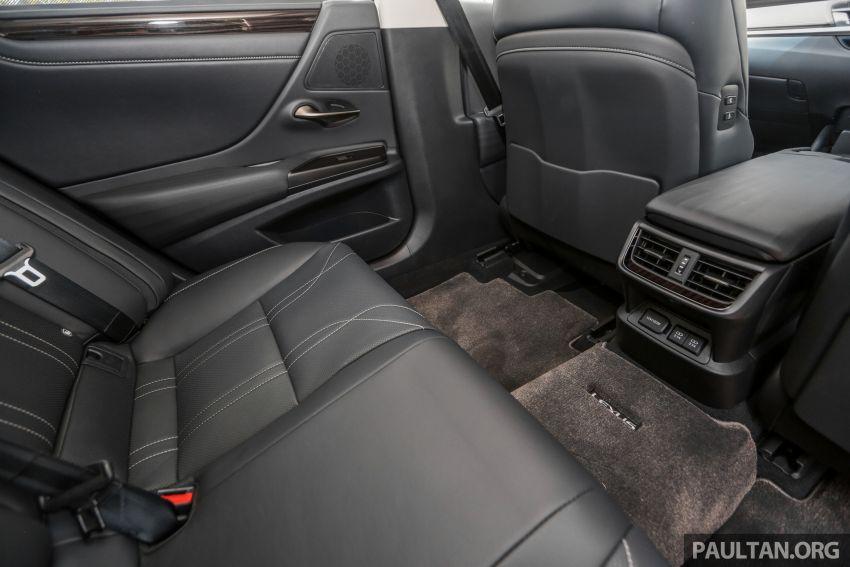 FIRST DRIVE: 2019 Lexus ES 250 Luxury – RM333k Image #1038437