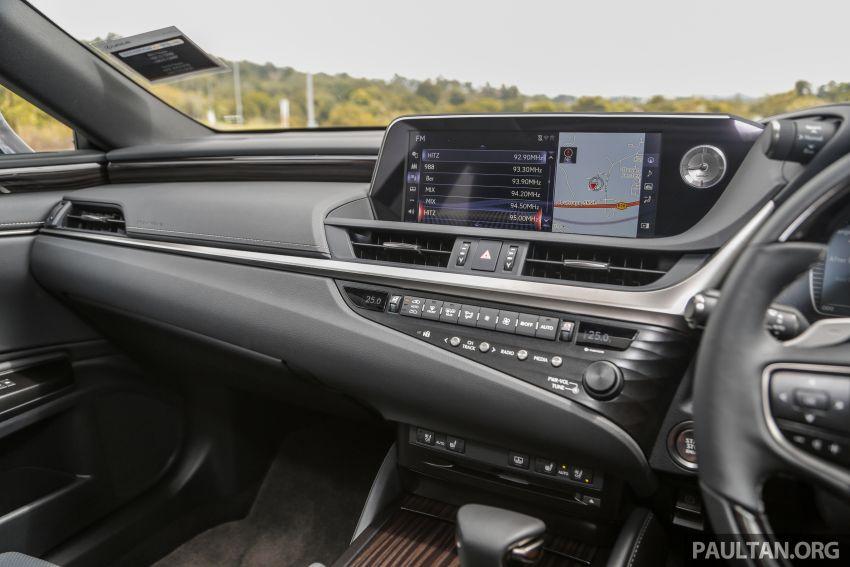 FIRST DRIVE: 2019 Lexus ES 250 Luxury – RM333k Image #1038394