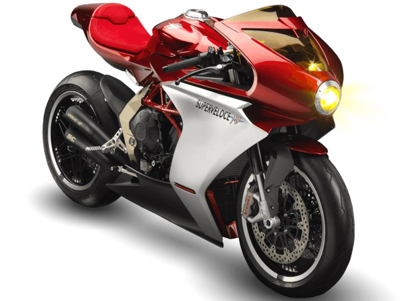 2020 MV Agusta Superveloce 800 ready for production Image #1040877