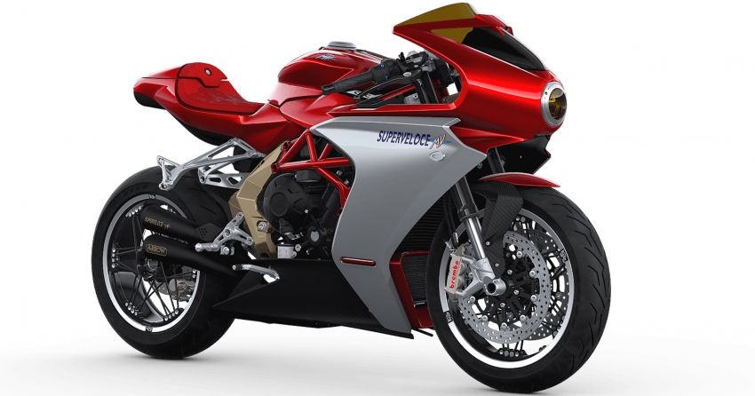 2020 MV Agusta Superveloce 800 ready for production Image #1040879