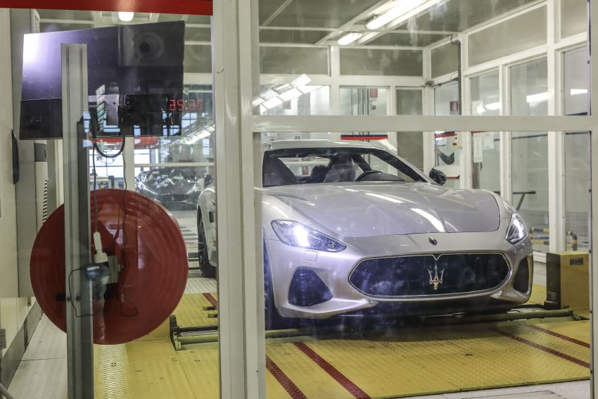 Maserati GranTurismo Zéda revealed – special one-off pays tribute to the end of GT production at Modena Image #1044845