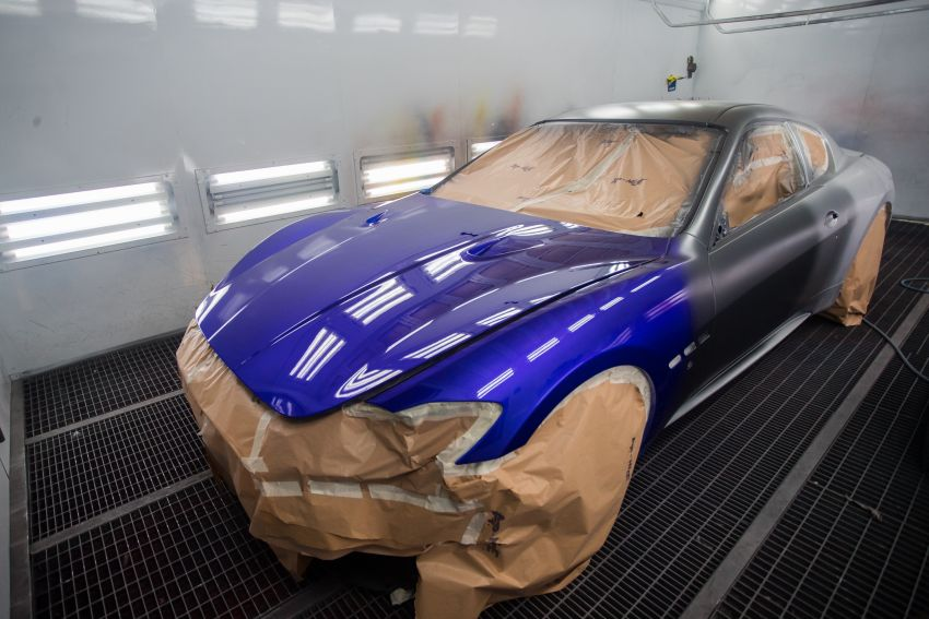 Maserati GranTurismo Zéda revealed – special one-off pays tribute to the end of GT production at Modena Image #1044850