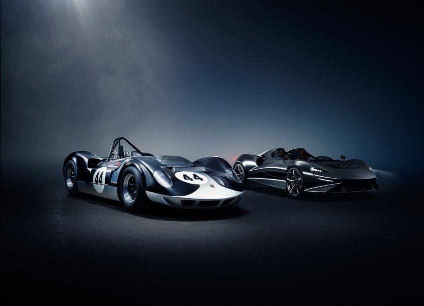 McLaren Elva – 6.7 s 0-200 km/h, windscreen optional Image #1045767