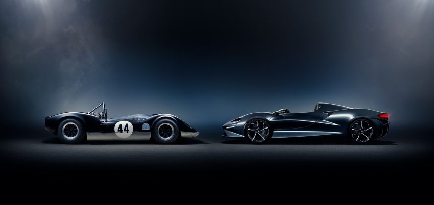 McLaren Elva – 6.7 s 0-200 km/h, windscreen optional Image #1045768