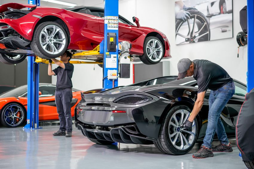 McLaren GT launched in Malaysia, priced from RM908k Image #1041461