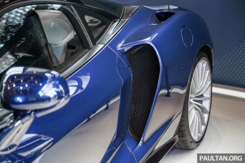McLaren GT launched in Malaysia, priced from RM908k Image #1041407