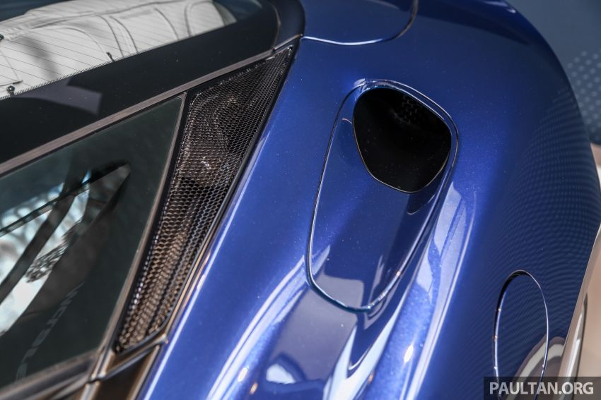 McLaren GT launched in Malaysia, priced from RM908k Image #1041410