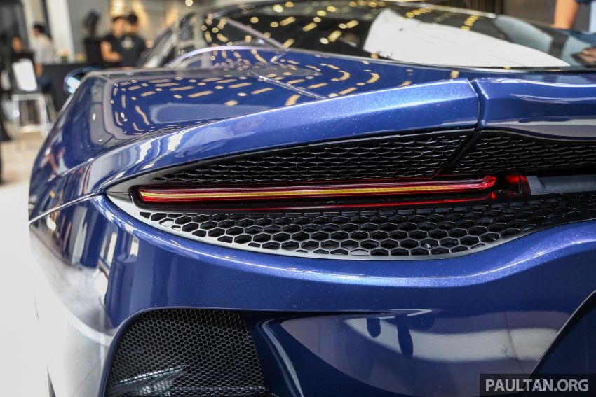 McLaren GT launched in Malaysia, priced from RM908k Image #1041412