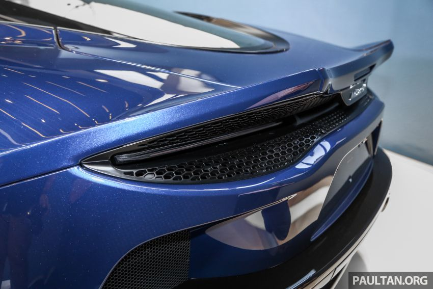 McLaren GT launched in Malaysia, priced from RM908k Image #1041413