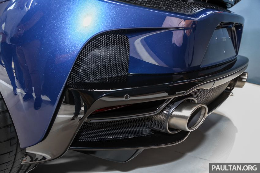 McLaren GT launched in Malaysia, priced from RM908k Image #1041414