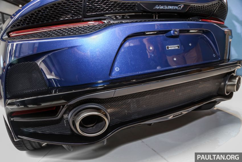 McLaren GT launched in Malaysia, priced from RM908k Image #1041415
