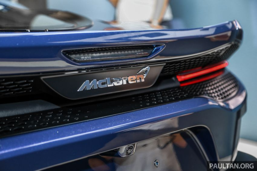McLaren GT launched in Malaysia, priced from RM908k Image #1041416