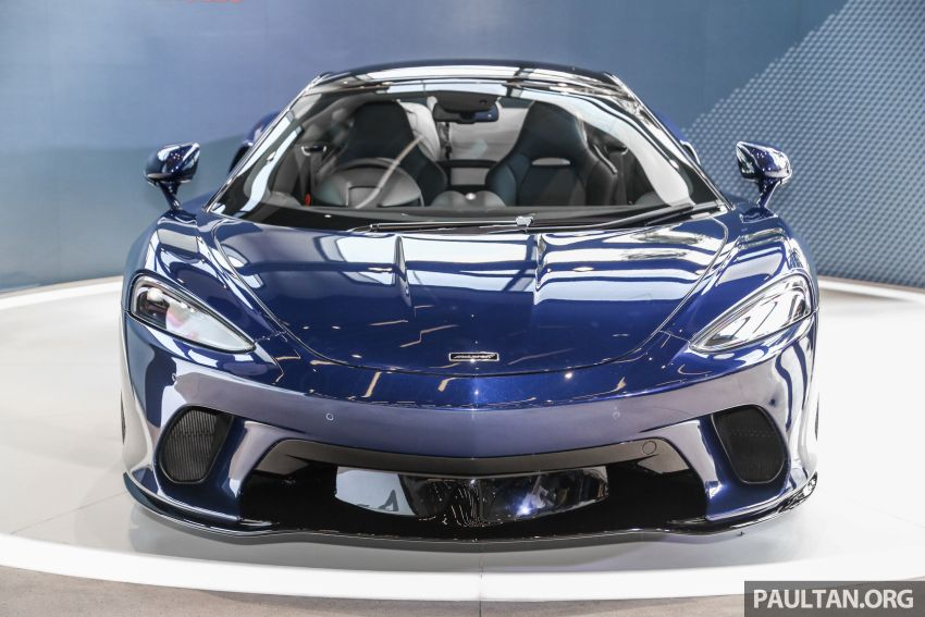 McLaren GT launched in Malaysia, priced from RM908k Image #1041390
