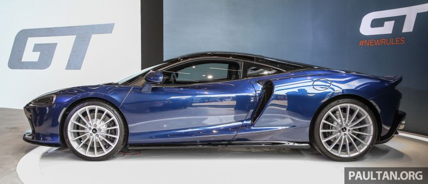 McLaren GT launched in Malaysia, priced from RM908k Image #1041393