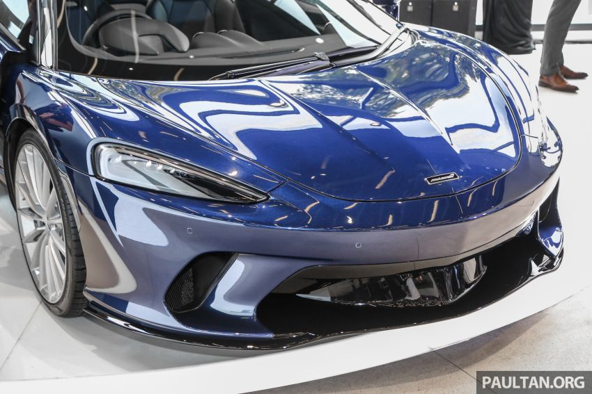 McLaren GT launched in Malaysia, priced from RM908k Image #1041396