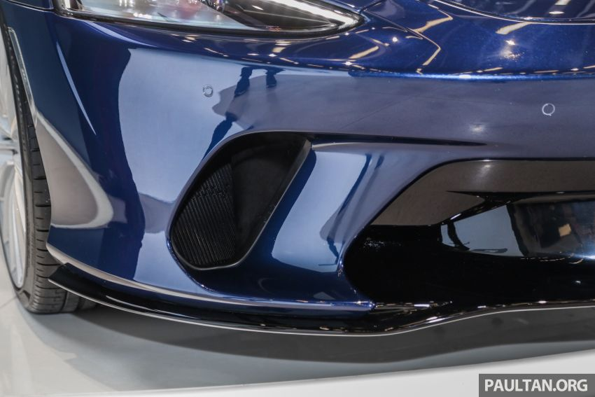 McLaren GT launched in Malaysia, priced from RM908k Image #1041403