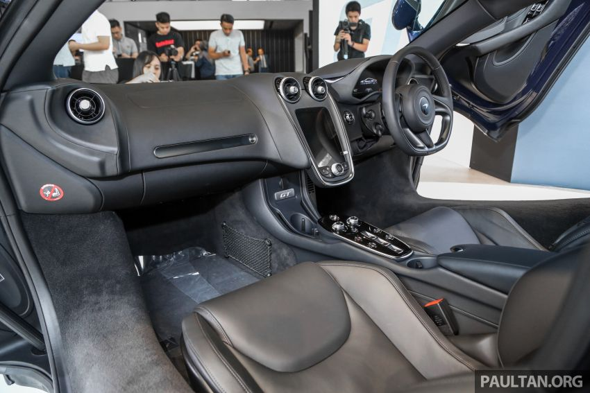 McLaren GT launched in Malaysia, priced from RM908k Image #1041418