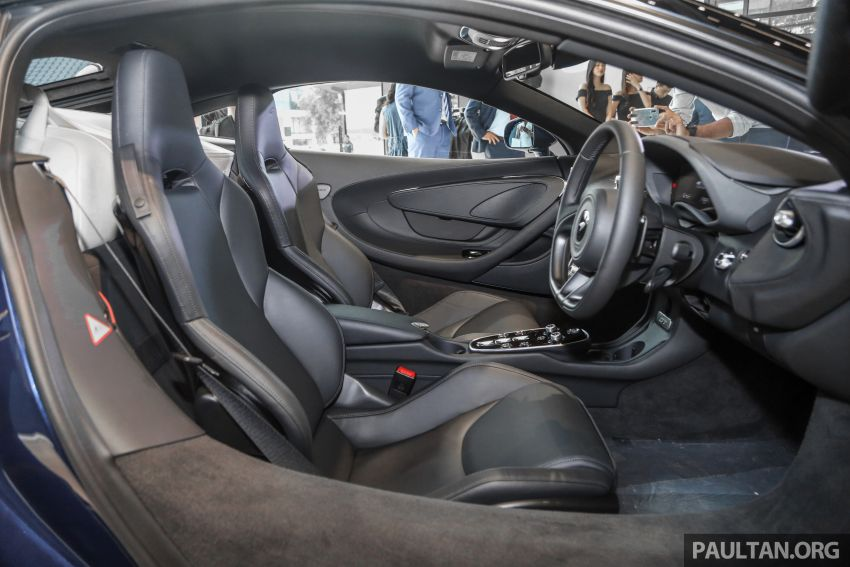 McLaren GT launched in Malaysia, priced from RM908k Image #1041446
