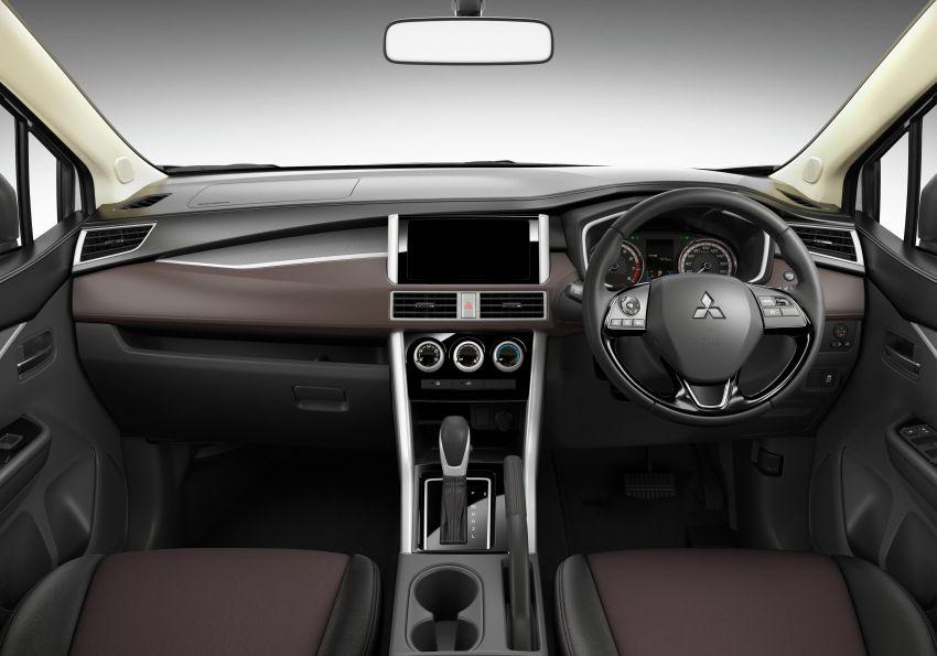 Mitsubishi Xpander Cross revealed – SUV-style MPV Image #1095797
