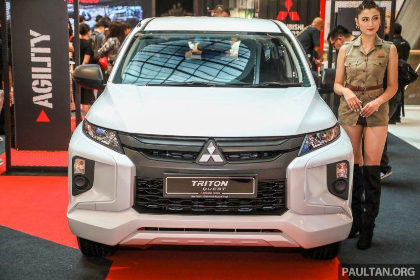 Modded Mitsubishi Triton Quest, low rider possibilities Image #1046194