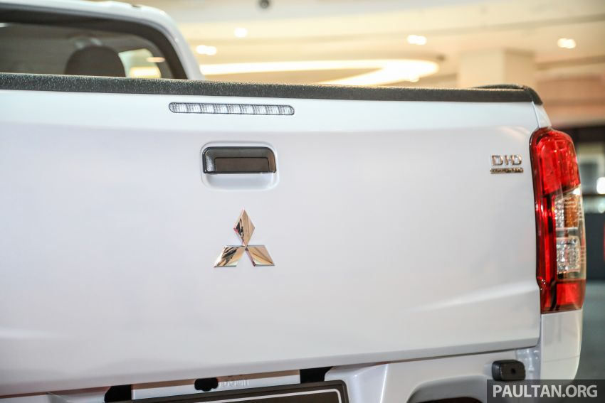 Mitsubishi Triton Quest facelift launched in Malaysia – low rider 4×2 workhorse gets Dynamic Shield, RM80k Image #1046325