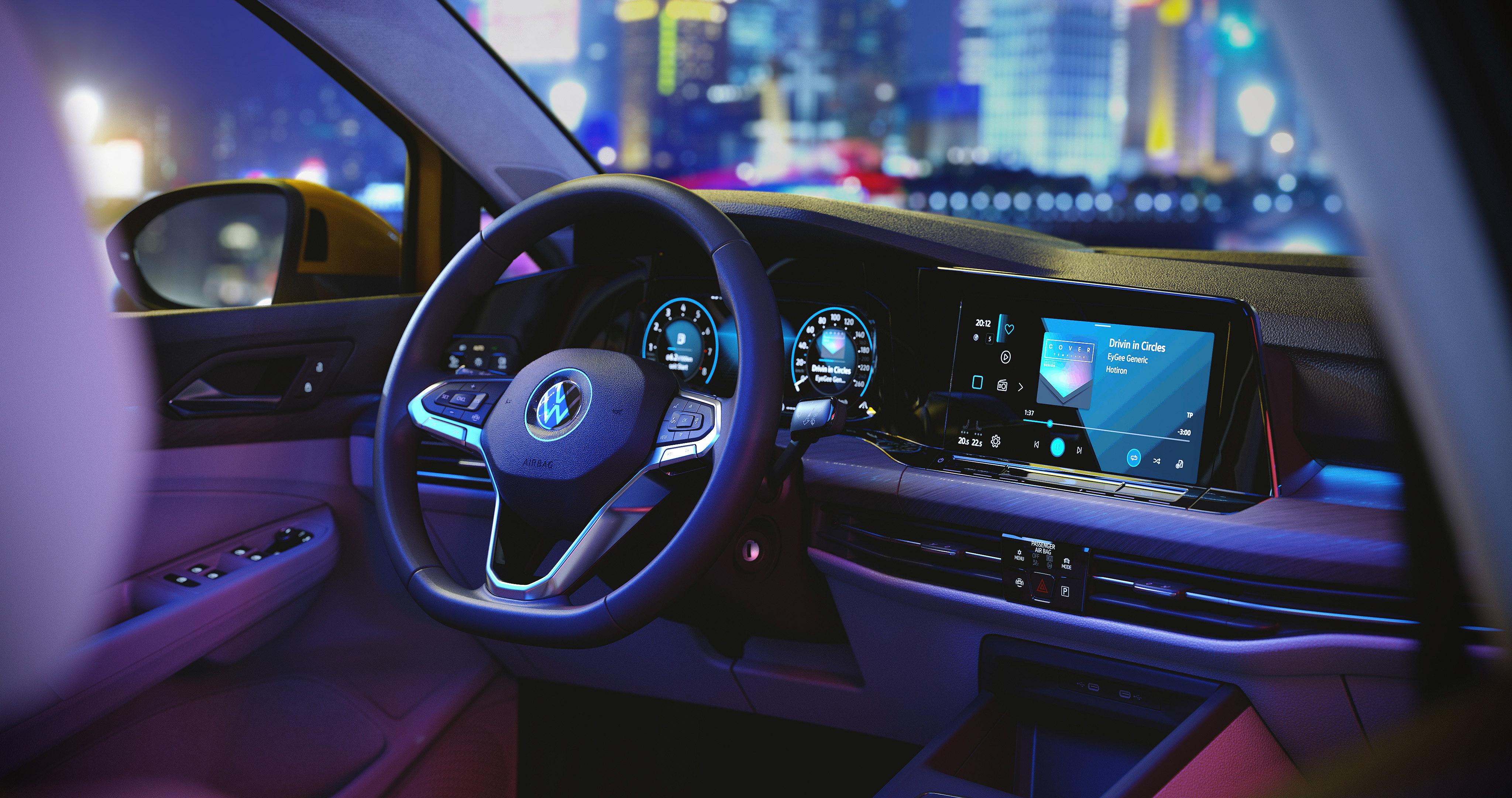 Volkswagen Golf Mk8 Diberikan Pelbagai Pembaharuan Paul