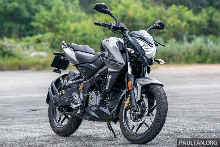 2020 Modenas Pulsar NS200 with ABS to be launched in Malaysia soon? Image #1053746
