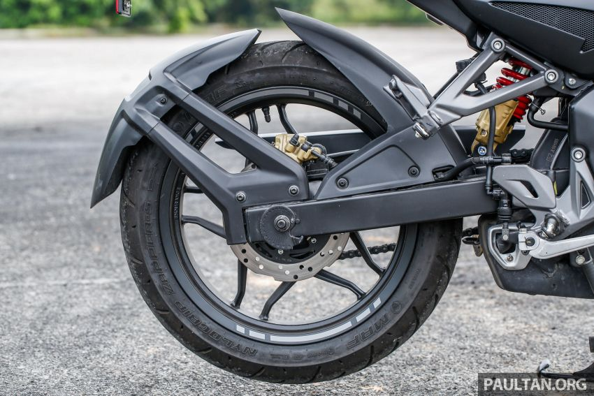 2020 Modenas Pulsar NS200 with ABS to be launched in Malaysia soon? Image #1053757