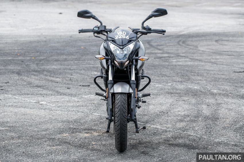 2020 Modenas Pulsar NS200 with ABS to be launched in Malaysia soon? Image #1053752