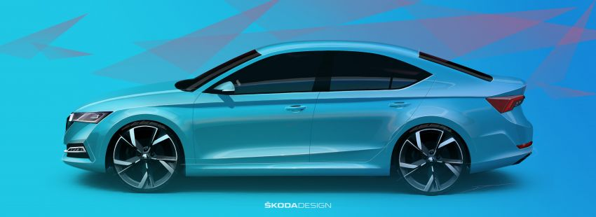 New Skoda Octavia – bigger, more tech, new iV PHEV Image #1044982
