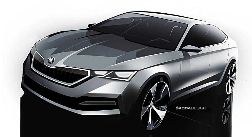 New Skoda Octavia – bigger, more tech, new iV PHEV Image #1044983