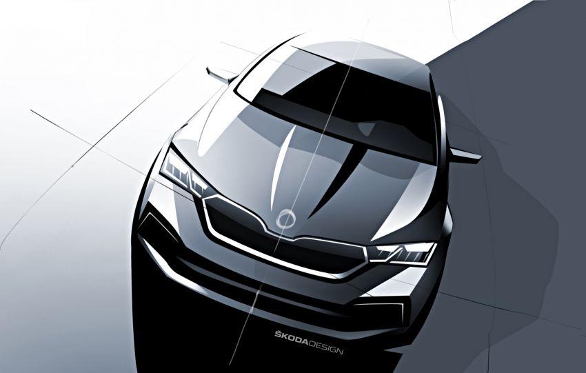 New Skoda Octavia – bigger, more tech, new iV PHEV Image #1044984