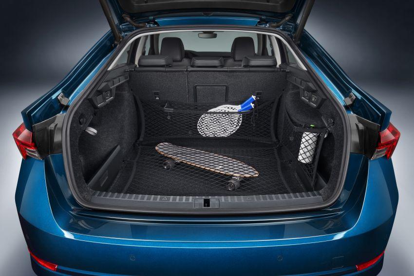 New Skoda Octavia – bigger, more tech, new iV PHEV Image #1044884