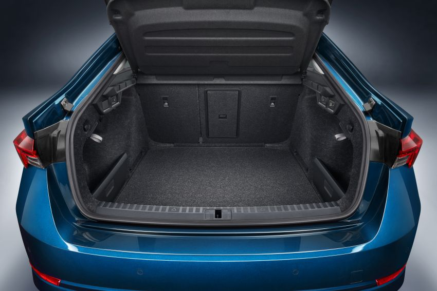 New Skoda Octavia – bigger, more tech, new iV PHEV Image #1044886