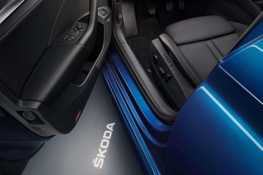 New Skoda Octavia – bigger, more tech, new iV PHEV Image #1044888