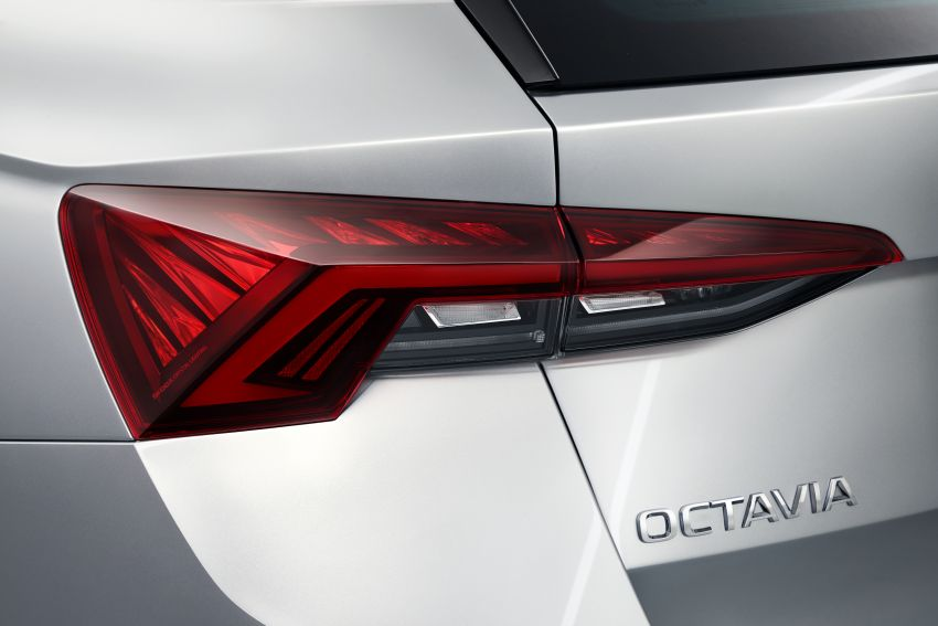 New Skoda Octavia – bigger, more tech, new iV PHEV Image #1044902