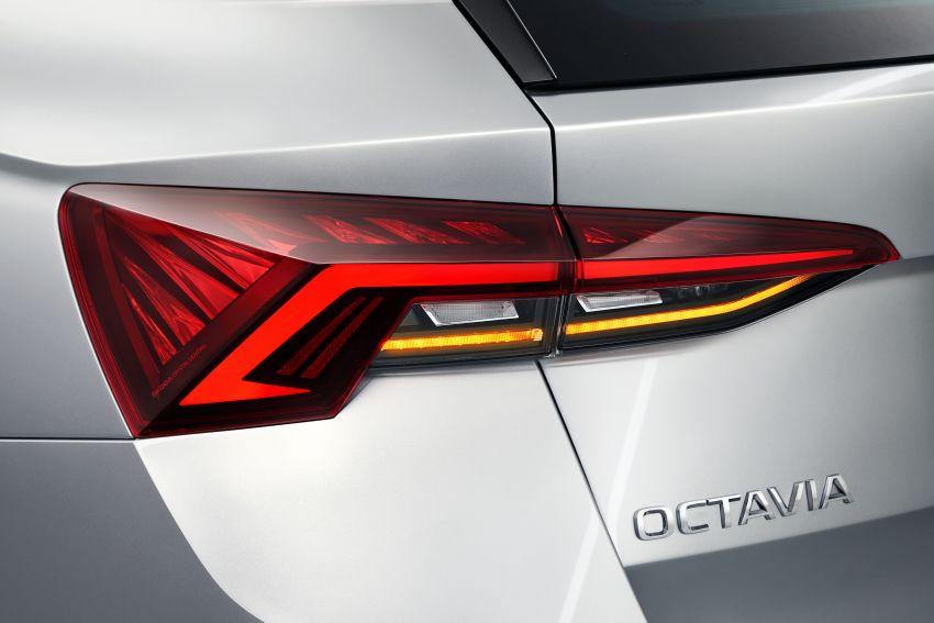 New Skoda Octavia – bigger, more tech, new iV PHEV Image #1044904