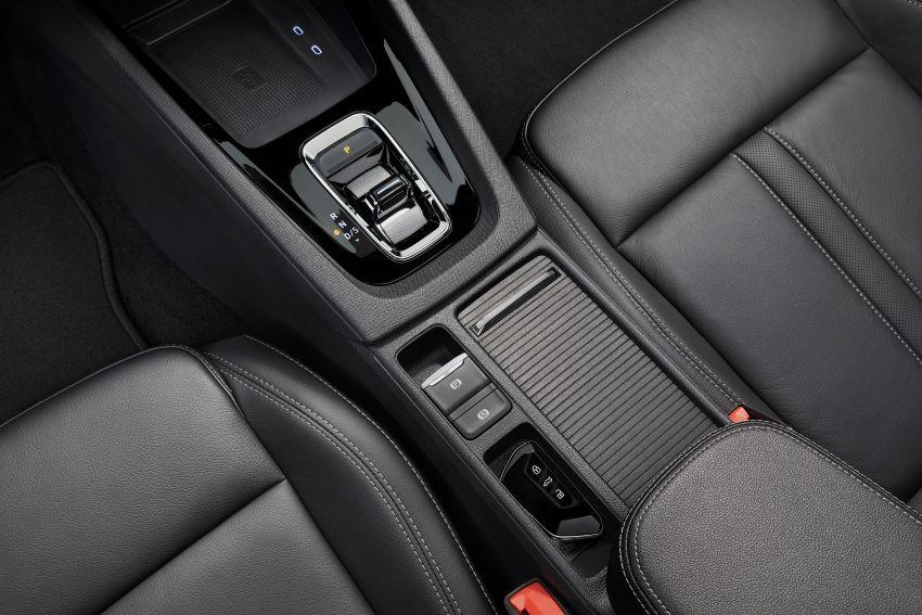 New Skoda Octavia – bigger, more tech, new iV PHEV Image #1044942