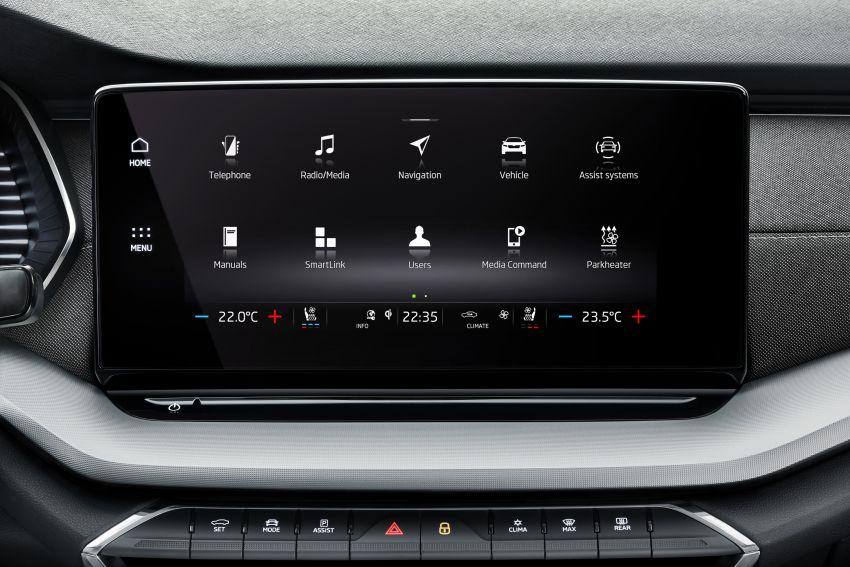 New Skoda Octavia – bigger, more tech, new iV PHEV Image #1044951