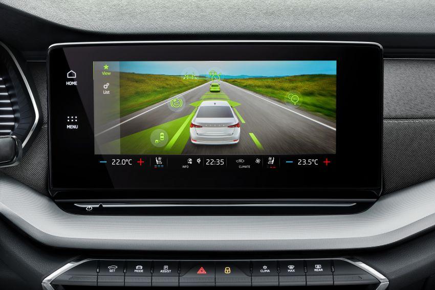 New Skoda Octavia – bigger, more tech, new iV PHEV Image #1044955