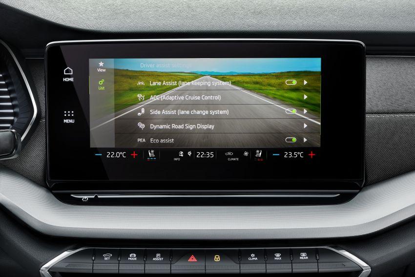 New Skoda Octavia – bigger, more tech, new iV PHEV Image #1044956