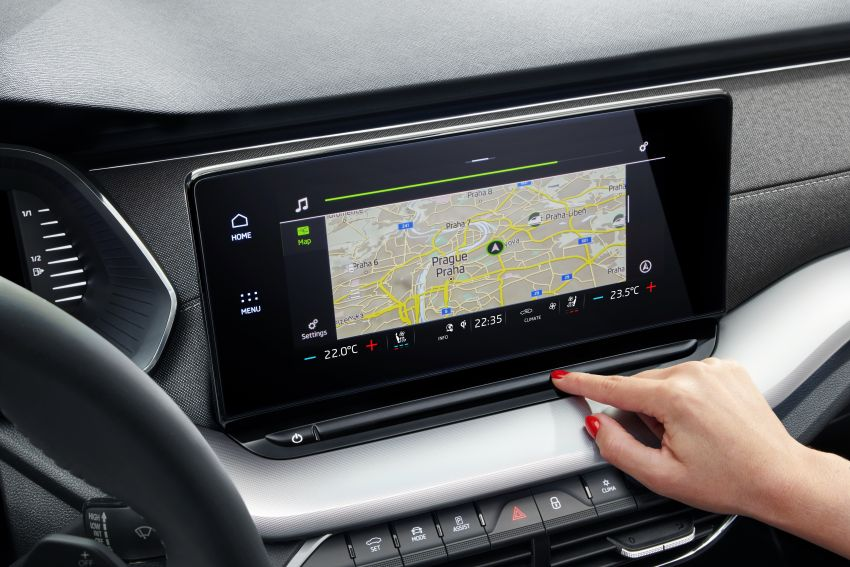 New Skoda Octavia – bigger, more tech, new iV PHEV Image #1044958