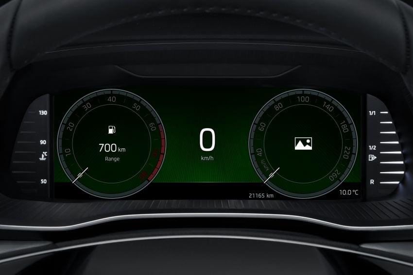 New Skoda Octavia – bigger, more tech, new iV PHEV Image #1044959