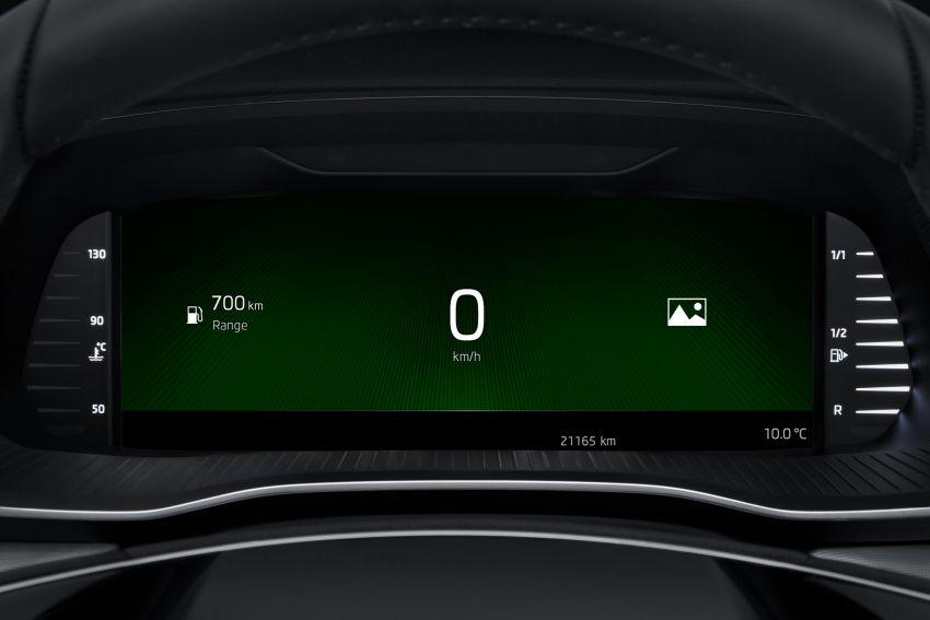 New Skoda Octavia – bigger, more tech, new iV PHEV Image #1044960