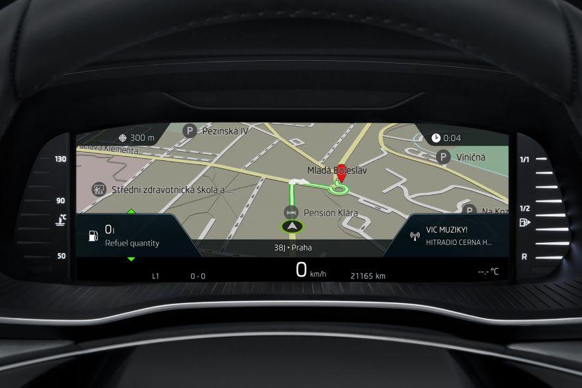 New Skoda Octavia – bigger, more tech, new iV PHEV Image #1044961
