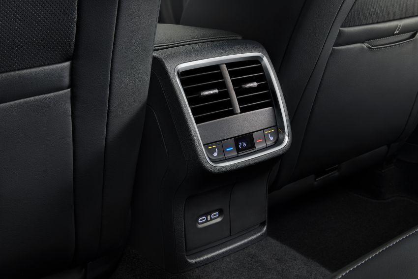 New Skoda Octavia – bigger, more tech, new iV PHEV Image #1044967